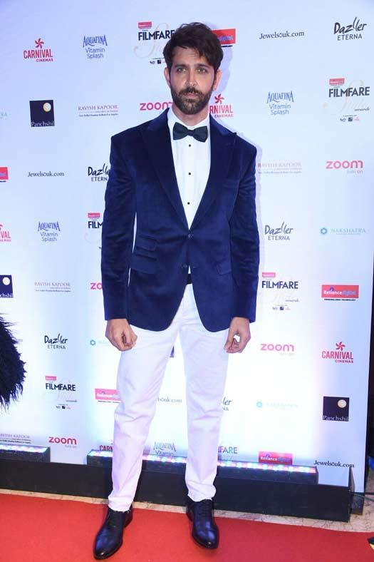 Most Glamorous Star Award: Hrithik Roshan