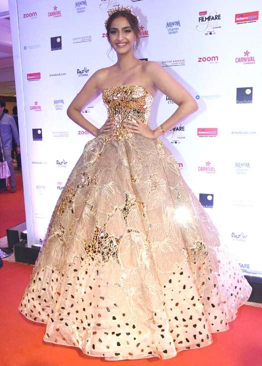 Stylist Star Of The Year: Sonam Kapoor