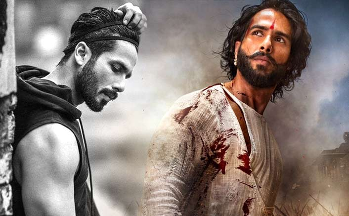 FINALLY! Shahid Kapoor Gets Candid About The Padmavati Controversy