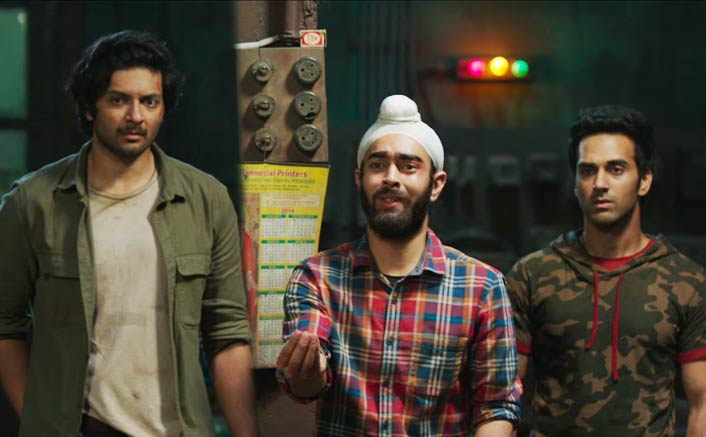 Box Office - Fukrey Returns ensures that theaters stay on in business