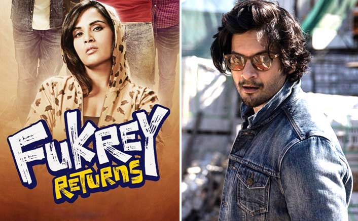 'Fukrey Returns' is fast-paced with lot of action, says Ali Fazal