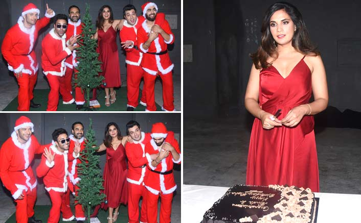 Fukrey Returns' team celebrate Christmas