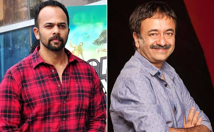 Rohit Shetty And Rajkumar Hirani