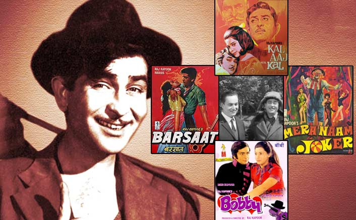 Happy Birthday Raj Kapoor