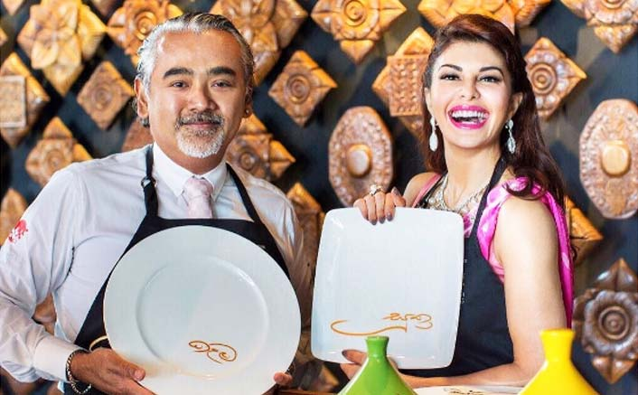 Jacqueline opens her first restaurant in Colombo