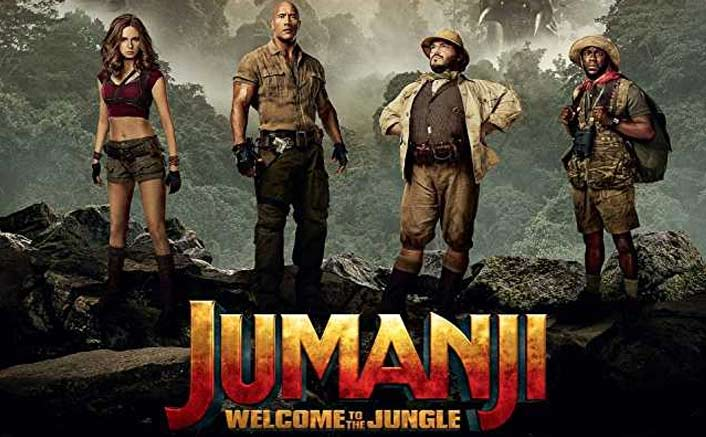 Jumanji: Welcome To The Jungle Movie Review: Fun & Freshness In Equal Dosage
