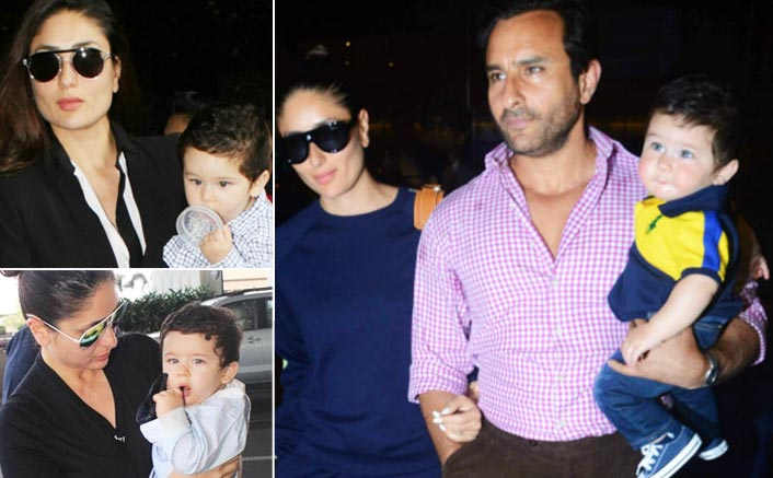 Kareena Kapoor Khan On Taimur's Airport Look: I Don't Dress Him Because Of Paparazzi