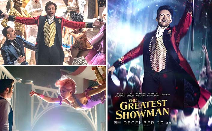 Makers Release The Latest TV Spot Of Hugh Jackman's The Greatest Showman