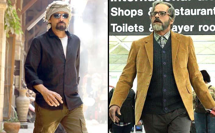 Manoj Bajpayee dons various looks in Aiyaary!