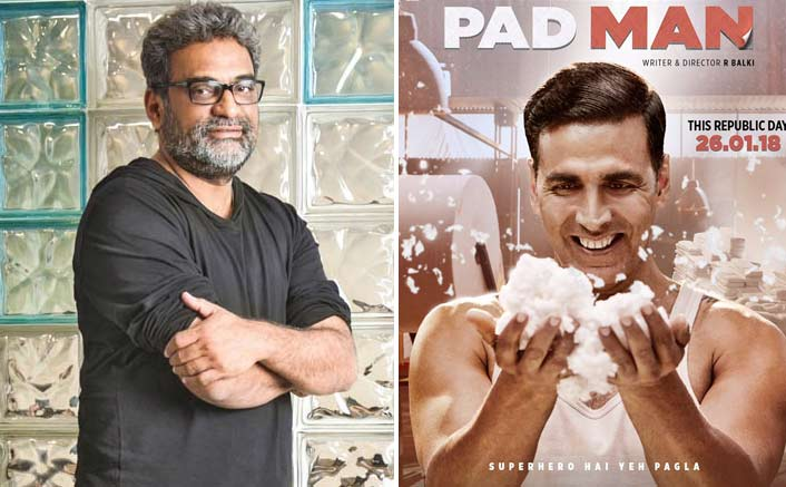 Biggest commercial element in 'Pad Man' is Akshay: R. Balki