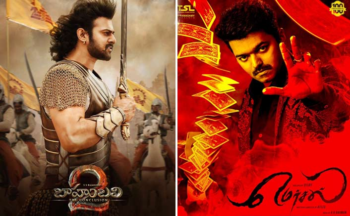 Not Bollywood, But These Two South Films Were The Most Talked About Topic On Twitter In 2017