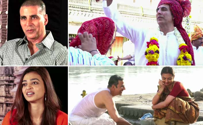 Padman's Aaj Se Teri Song Making Video Is Here For You; Don't Miss This