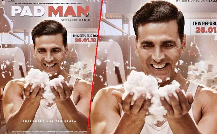 Poster Alert! Akshay Kumar Releases A Brand New Poster Of Padman