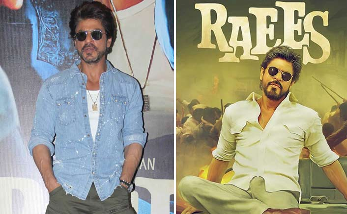 'Raees' most talked about Bollywood film of 2017 on Twitter