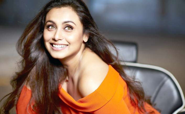 Rani draws inspiration from her school teachers!