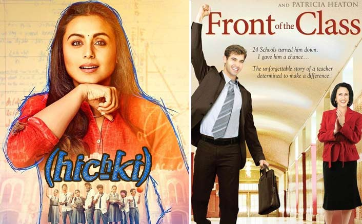 Is Rani Mukerji's Hichki A New Addition To The List Of Hollywood Copied Or Inspired Movies?