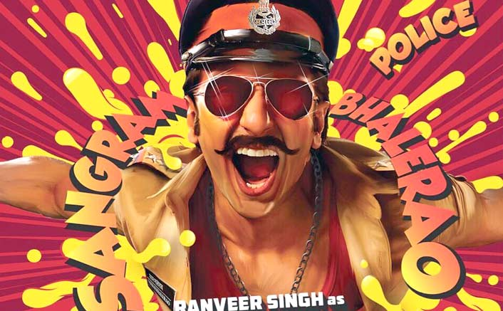 Ranveer Singh Turns Cop For Rohit Shetty's Simmba; Release Date & Poster Revealed!