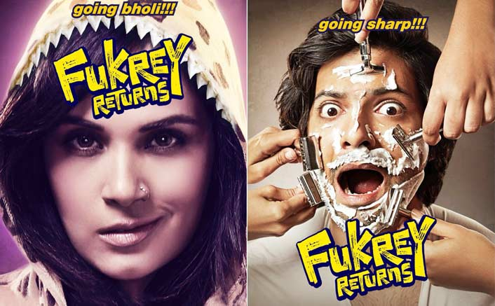 Richa Chadha and Ali Fazal elated with Fukrey Returns entry to the 100cr club