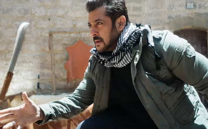 Salman Khan and Katrina Kaif's Tiger Zinda Hai