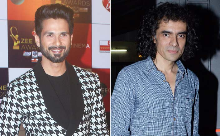 Shahid Kapoor confirms his next with Imtiaz Ali