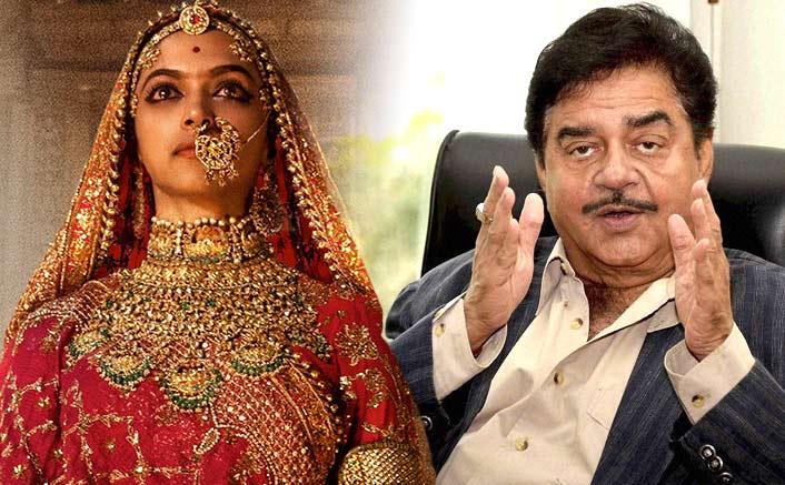 Shatrughan Sinha Gets Felicitated By Karni Sena For Opposing Padmavati