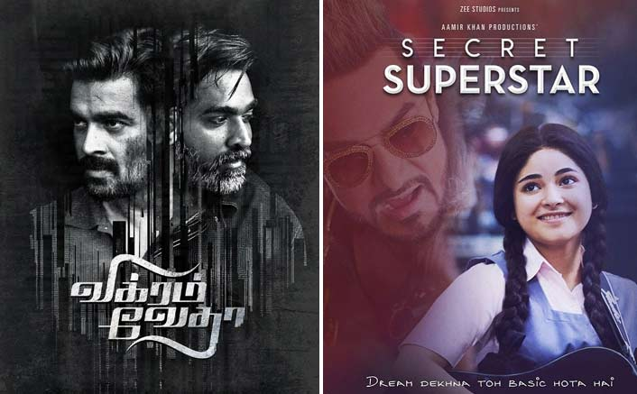 South Movies Beat Bollywood To Secure The Top Three Positions In Imdb's List