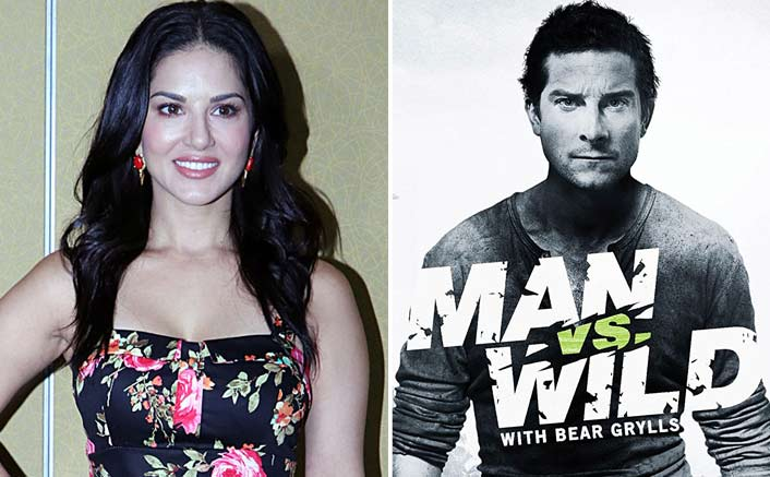 Sunny Leone excited to get adventurous with 'Man Vs Wild'