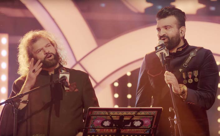 T-Series 'Mixtape Punjabi' Brings Hans Raj And Navraj Hans Together On Stage