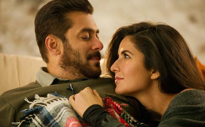 Best Jodi - Salman Khan & Katrina Kaif for Tiger Zinda Hai