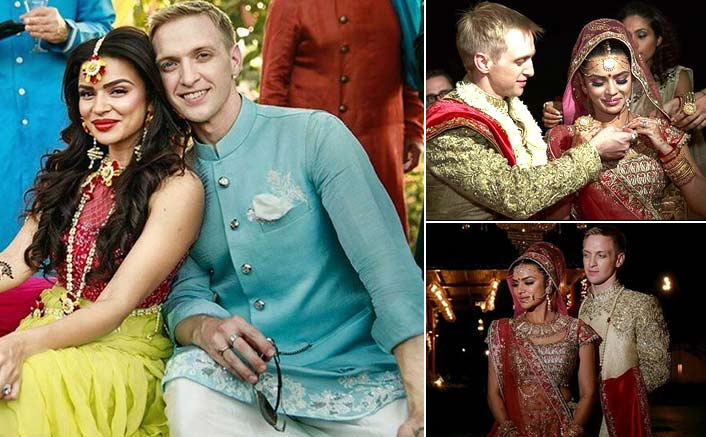 VIDEOS!!!Aashka Goradia & Brent Goble Get Married