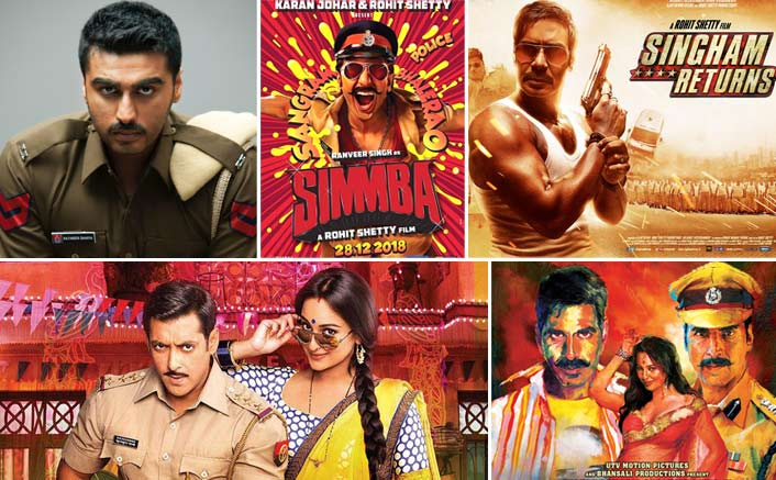 Vote For Your Favourite Bollywood Cop And Show Them How Much You Loved This Avatar Of Theirs