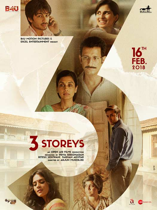 WATCH NOW! The Teaser Of 3 Storeys Is Intriguing As Hell