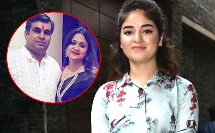 Wife Of Alleged Vikas Sachdev Accuses Actress Zaira Wasim Of Doing A Publicity Stunt