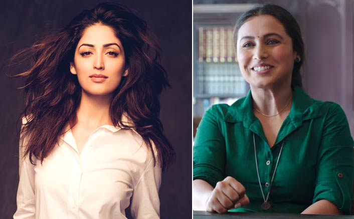 Yami Gautam floored by Rani Mukherjee 's brilliant performance in Hichki!