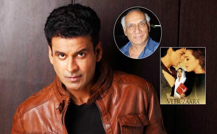 "Manoj Bajpayee Says, ""Yash Chopra Was Worried About Veer-Zaara"""