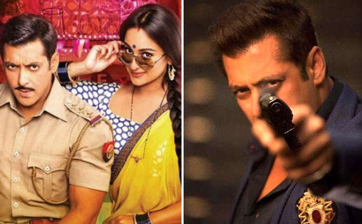 Yay! Salman Khan Is All Set To Roar At The Box Office With These Films In 2018 & 2019