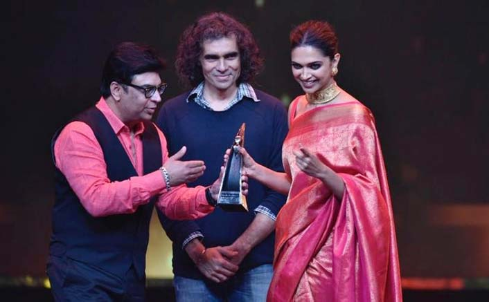 Deepika Padukone was awarded India's Most Stylish (female)