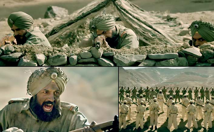 2018 is the year of astonishment already! Film on the life of Param Vir Chakra recipient 'Subedar Joginder Singh' reveals its action-packed teaser!