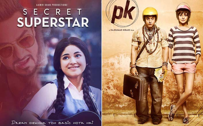Secret Superstar Beats PK At The Overseas Box Office; Aamir Khan Surpasses Himself