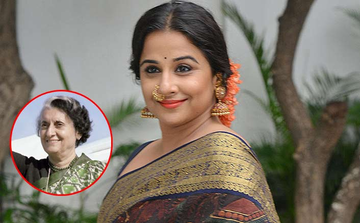 Vidya Balan To Play Former Prime Minister Indira Gandhi, In Film Or A Web Series