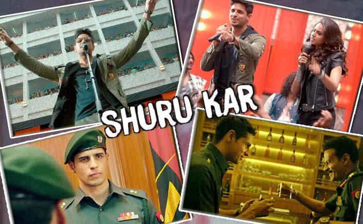 Shuru Kar|Aiyaary|Sidharth Malhotra,Rakul Preet|Amit Mishra,Neha Bhasin&Rochak Kohli|Manoj Muntashir