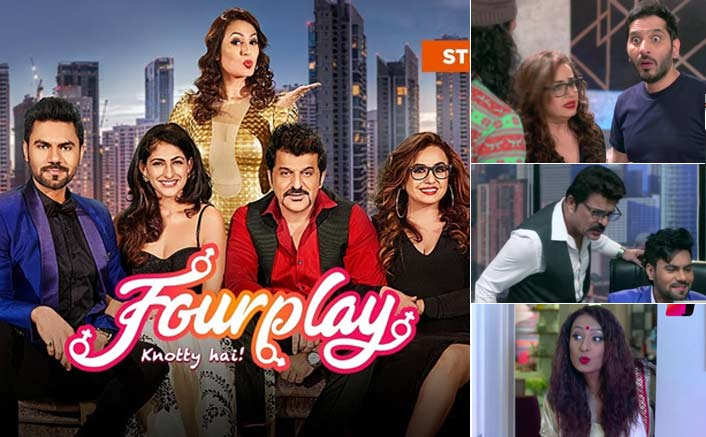 ALTBalaji's sex-citing new web show 'FOURPLAY' is streaming now on the app and the website!