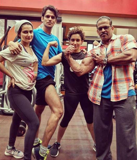 Vijay Varma, Sanya Malhotra, Fatima Sana Shaikh