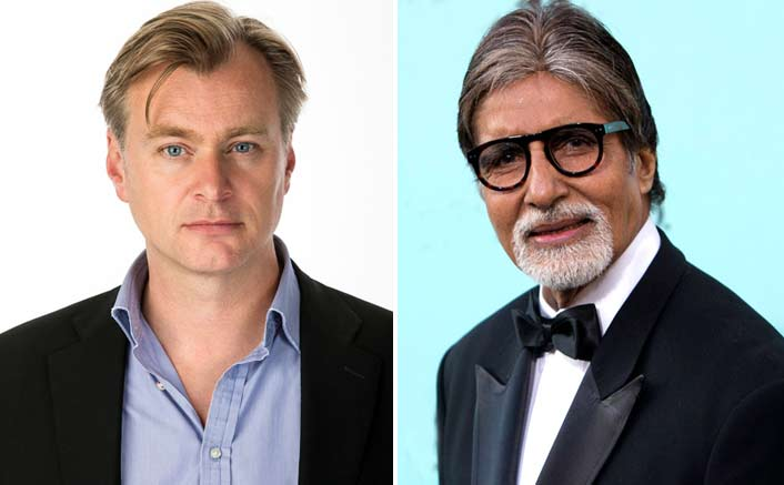 Christopher Nolan is coming to India, says Big B