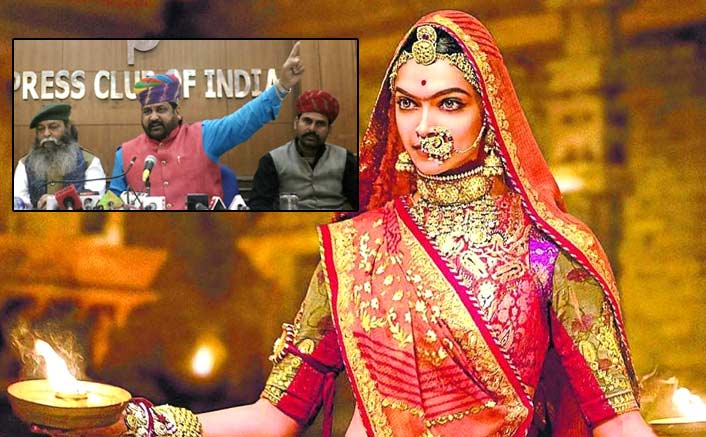 Want complete ban on 'Padmavat', says Karni Sena