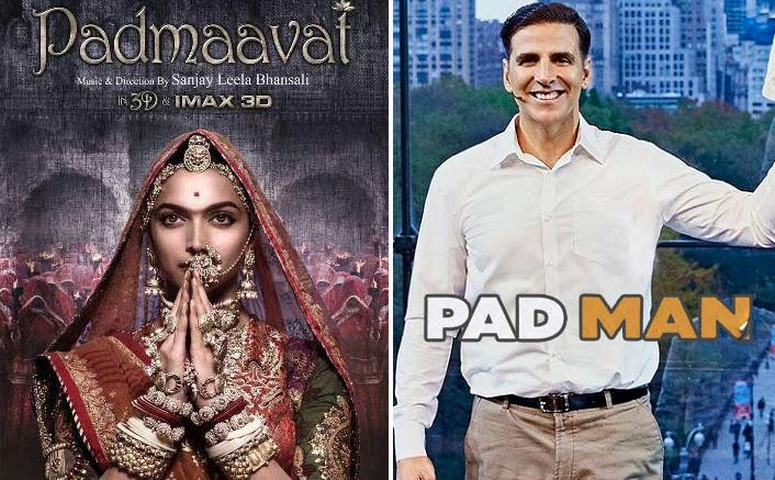 CONFIRMED! Padman Postponed, Akshay Kumar To Leave The Slot Open For Padmaavat