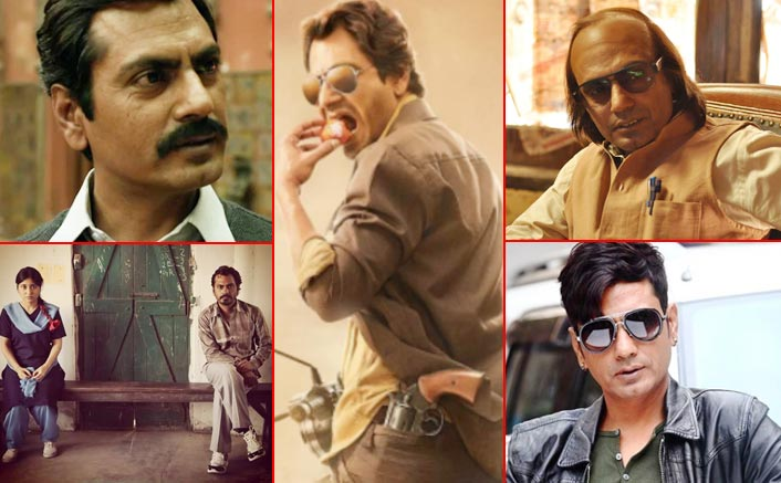 The five faces of Nawazuddin Siddiqui! in 2017