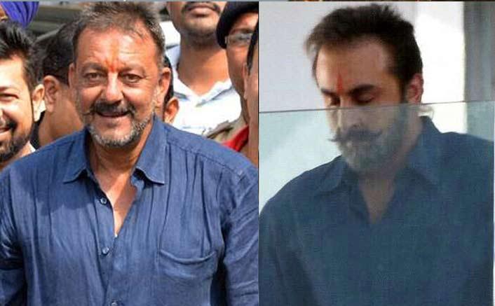 Ranbir Kapoor in Sanju