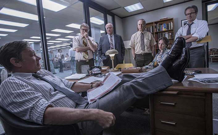 Hanks & Streep's The Post
