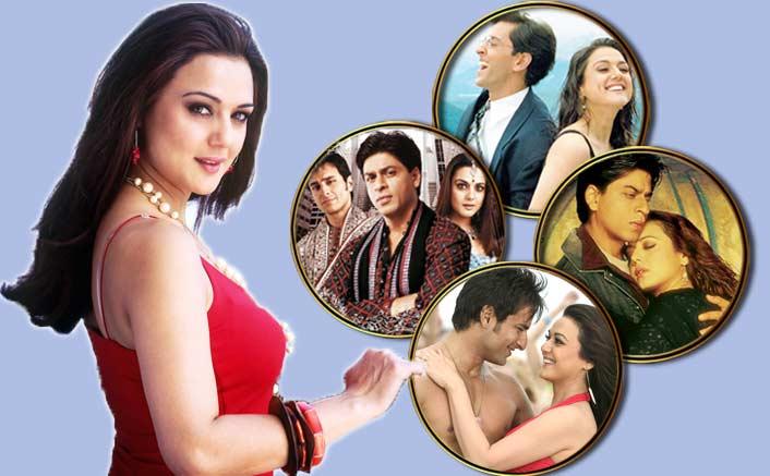 Happy Birthday Preity Zinta